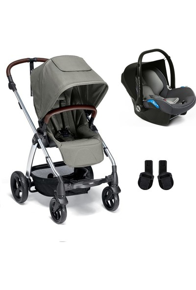 Mamas & Papas Sola 2 Travel Sistem Bebek Arabası Sage Green
