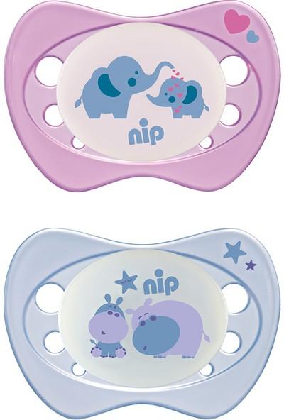 Nip Night Silikon Emzik 0 - 6 Ay