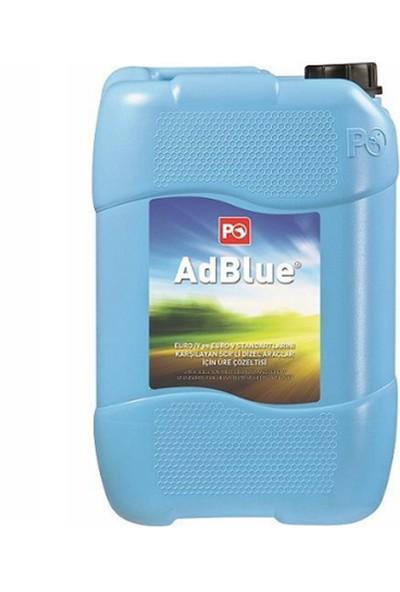 Petrol Ofisi Ad Blue 18 Lt Bidon