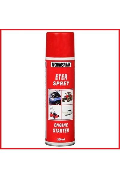 Technospray Eter Sprey 250 Ml