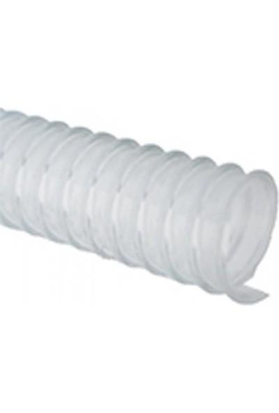 Sertsan 2'lik LLS Şeffaf Spiralli Hortum 1 Metre