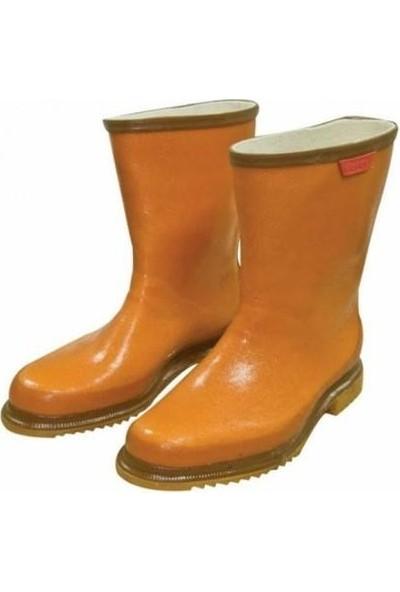 Derby Krep Çizme Kısa 43 Numara