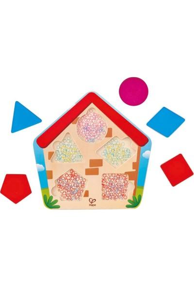 Hape Evdeki Geometri Yapboz