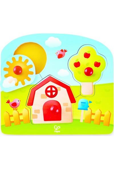 Hape Çiftlik Evi Yapboz