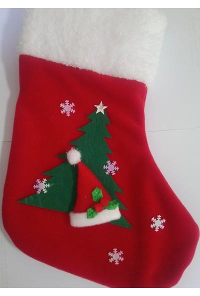 Özbek Yılbaşı Çorabı