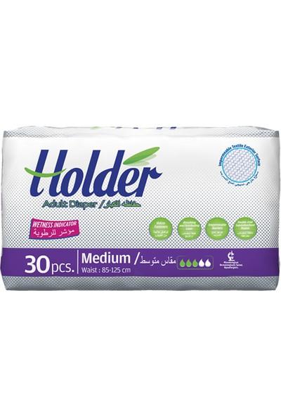 Holder Belbantlı Hasta Bezi Medium ( Orta Boy ) 30 Adet