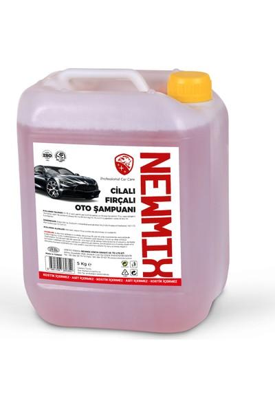 Newmix Cilalı Fırçalı Oto Şampuanı 5KG