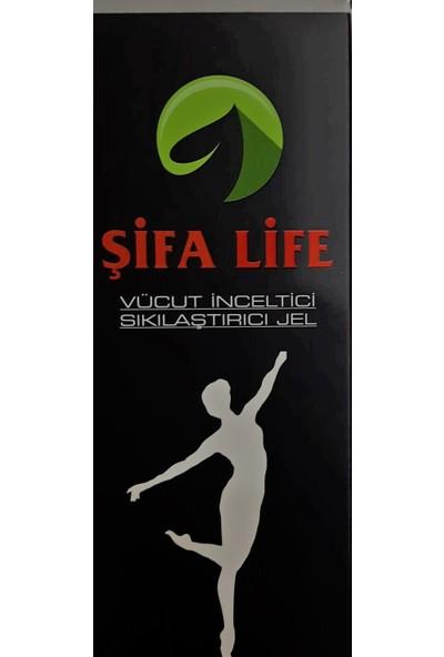 Şifa Life Vücut Sıkılaştırıcı İnceltici Jel