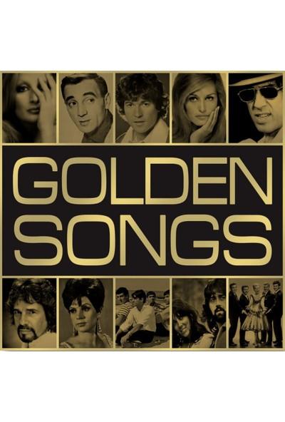 Çeşitli Sanatçılar - Golden Songs - Plak