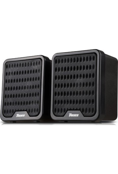 Tigoes Ts-20 1+1 Bilgisayar Laptop Usb Hoparlör Speaker