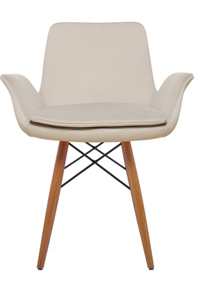 Seduna Maxim Gri Sandalye - Bekleme Koltuğu - Cafe Sandalye