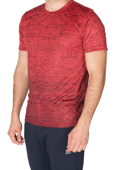 Kinetix Squad T-Shirt Kırmızı Erkek T-Shirt