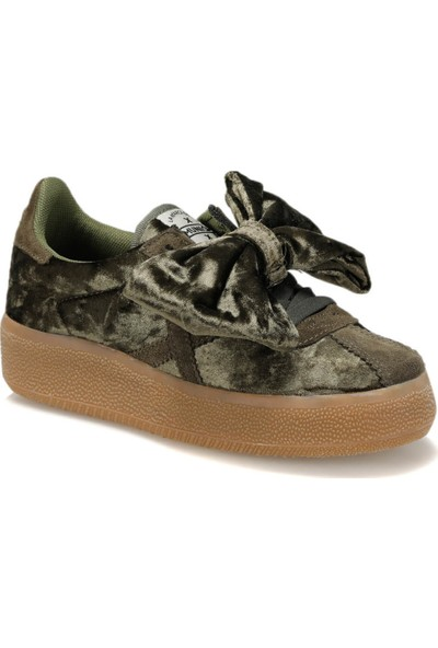 Munıch 82950008 Barru Sky Haki Kadın Ayakkabı