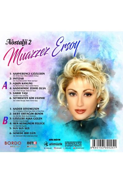 Muazzez Ersoy - Nostalji 2 (Plak)