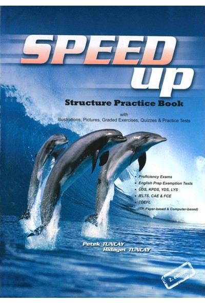 Speed Up (Structure Practice İn Essential English Development For Usage & Performance) Structure Practice Book