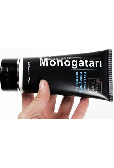 Monogatari Büyük Boy Kayganlaştırıcı Jel 200 ML