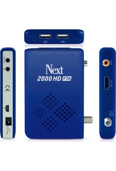 Next Minix 2000 HD FTA Digital Uydu Alıcısı