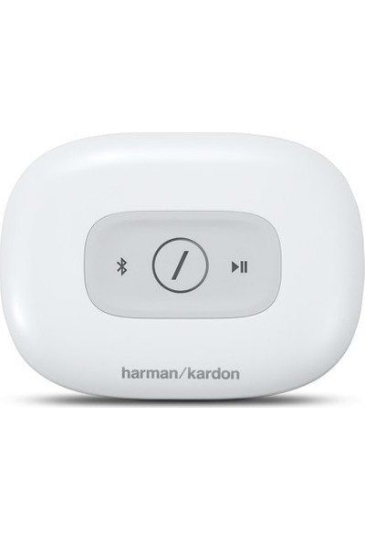 Harman Kardon Adapt Wireless High Definition Bluetooth Adaptör Beyaz
