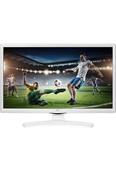 LG 24TK410U-WZ 24'' 60 cm Uydu Alıcılı HD Ready Monitör TV