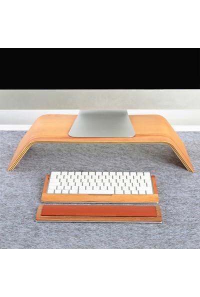 Fagus Wood i Mac Mini Masa Düzenleyici 2