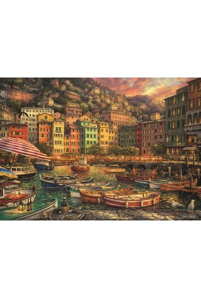 Anatolian 3000 Parça İtalya'Dan Titreşimler Puzzle - 4914