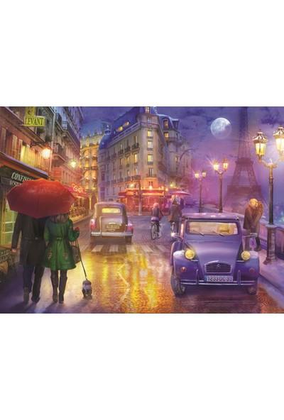 Anatolian 1000 Parça Paris'De Bir Gece Puzzle - 1070