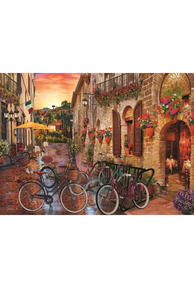 Anatolian 1000 Parça Toscana Keyfi Puzzle - David Maclean