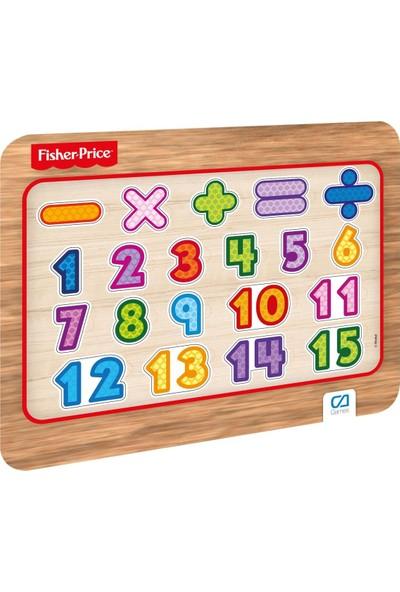 Ca Games Eğitici Fisher Price Sayilar - Bultak Puzzle