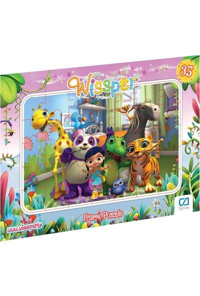 Ca Games 35 Parça Wissper Frame Puzzle - 5062