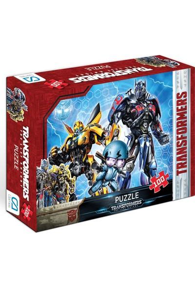 Ca Games 5008 Transformers 100 Parça Puzzle - Erkek Çocuk