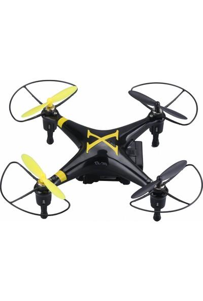 Cheerson Cx-30 Mini Boy Drone Seti (Siyah)