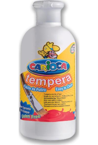 Carioca Tempera Suluboya Süper Yikanabilir Beyaz 500 Ml.
