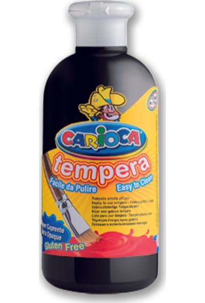 Carioca Tempera Suluboya Süper Yikanabilir Siyah 500 Ml.