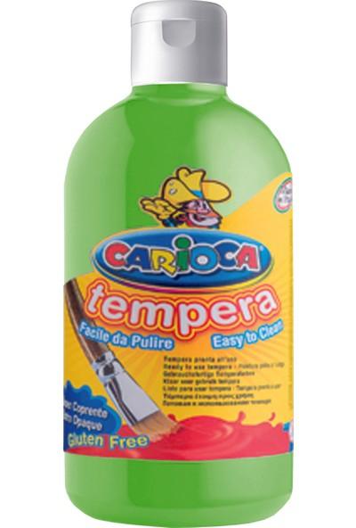 Carioca Tempera Suluboya Süper Yikanabilir Açik Yeşil 500 Ml.