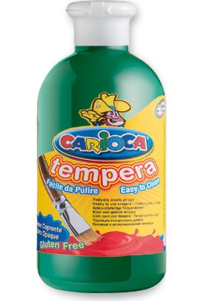 Carioca Tempera Suluboya Süper Yikanabilir Koyu Yeşil 500 Ml.