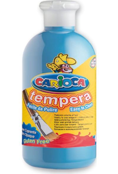 Carioca Tempera Suluboya Süper Yikanabilir Açik Mavi 500 Ml.