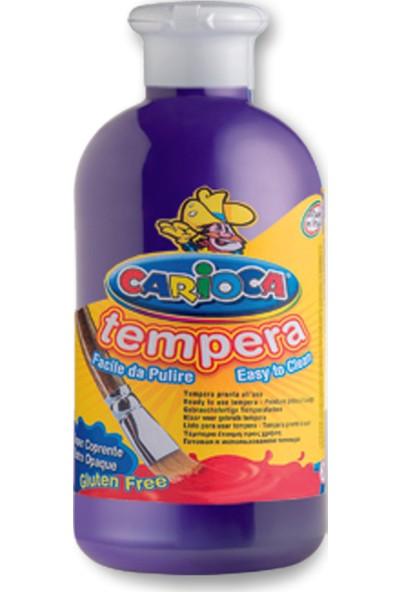 Carioca Tempera Suluboya Süper Yikanabilir Mor 500 Ml.
