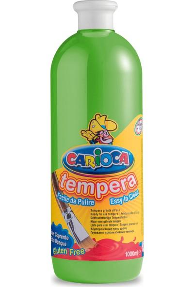 Carioca Tempera Suluboya Süper Yikanabilir Açik Yeşil 1000 Ml.