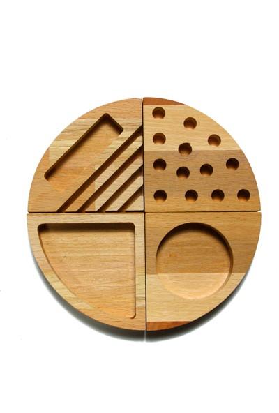 Fagus Wood Venüs Masa Düzenleyici