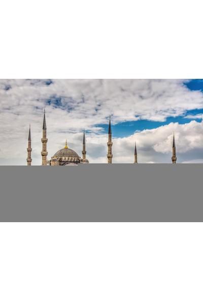 Nova Puzzle 1000 Parça Sultanahmet Camii, İstanbul Puzzle - Nejdet Düzen