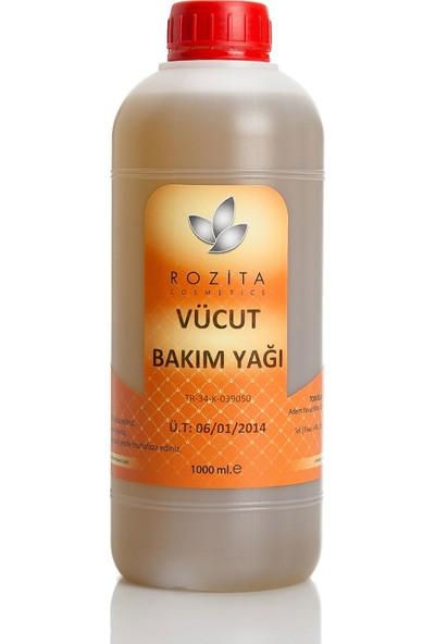 Rozita Cosmetics Vücut Bakım Yağı 1000 ml