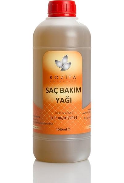 Rozita Cosmetics Saç Bakım Yağı 1000 ml
