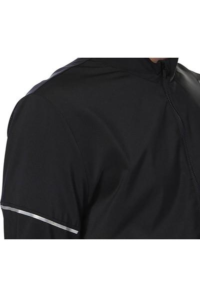 Reebok Siyah Erkek Koşu Rüzgarlık Cy4705