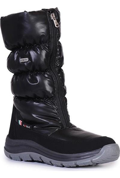 Attiba 80800/L Black 80800/L Balt Nıcola Kışlık Bot Ayakkabı