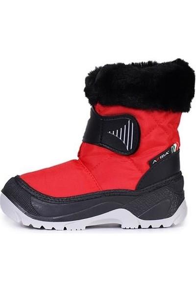 Attiba 99303 Red 99303 Castıglıa Mılano Kışlık Bot Ayakkabı