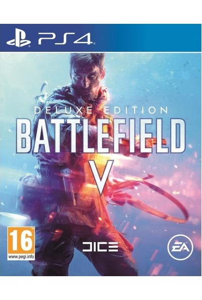 Battlefield 5 Deluxe Edition PS4 Oyun