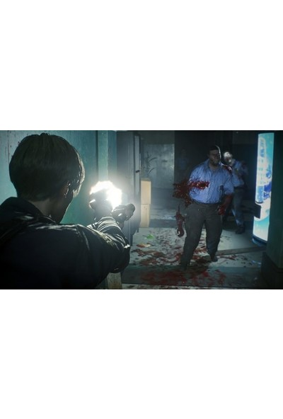 Resident Evil 2 Remake PS4 Oyun