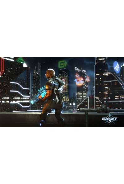 Crackdown 3 Xbox One Oyun