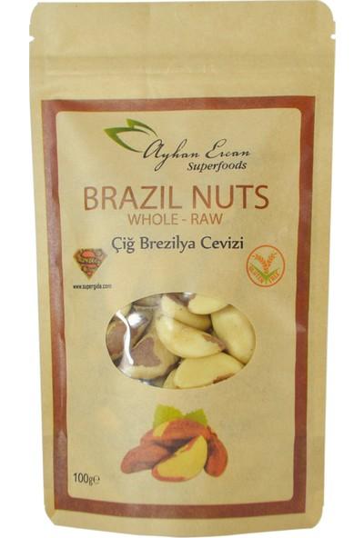 Ayhan Ercan Superfoods Brezilya Cevizi 100 gr