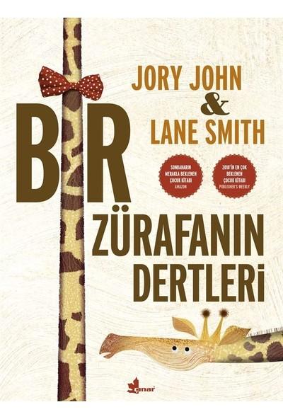 Bir Zürafanın Dertleri - Jory John;Lane Smith